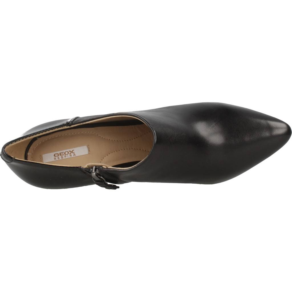 Botines Mujer GEOX D CAROLINE, Color Negro