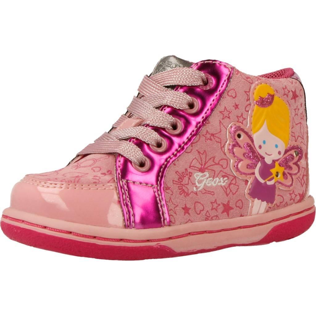 2ced69af ... Grandes precios de zapatos para hombres y mujeres GEOX B FLICK GIRL  ROSAZapatos niños Zapatos Niñas ...