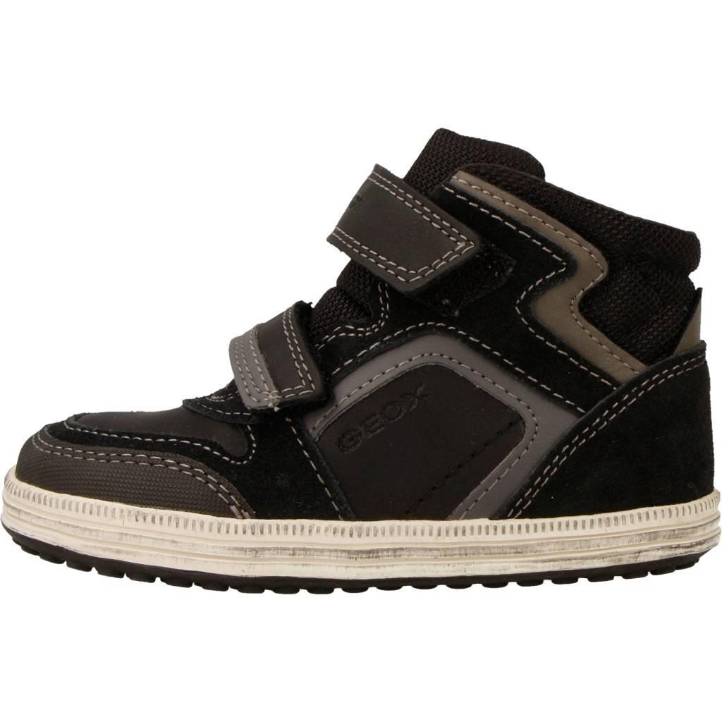93305e0ab GEOX JR ELVIS NEGRO Zacaris zapatos online.