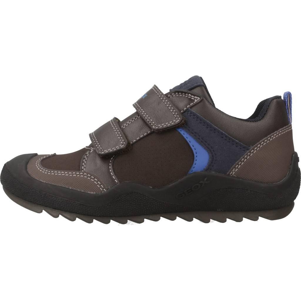 Estereotipo espiral Eficacia  GEOX J ARTACH B.A MARRON Zacaris zapatos online.