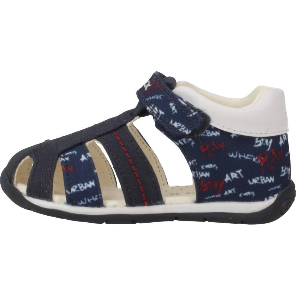 e571a3db GEOX B EACH BOY AZUL Zacaris zapatos online.