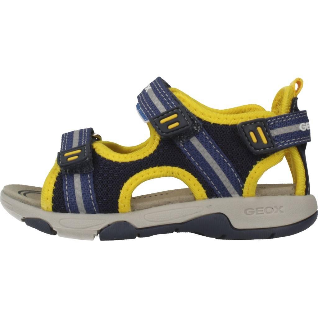 Multy Boy B Zacaris Azul Sandal Online Zapatos Geox jq34L5AR