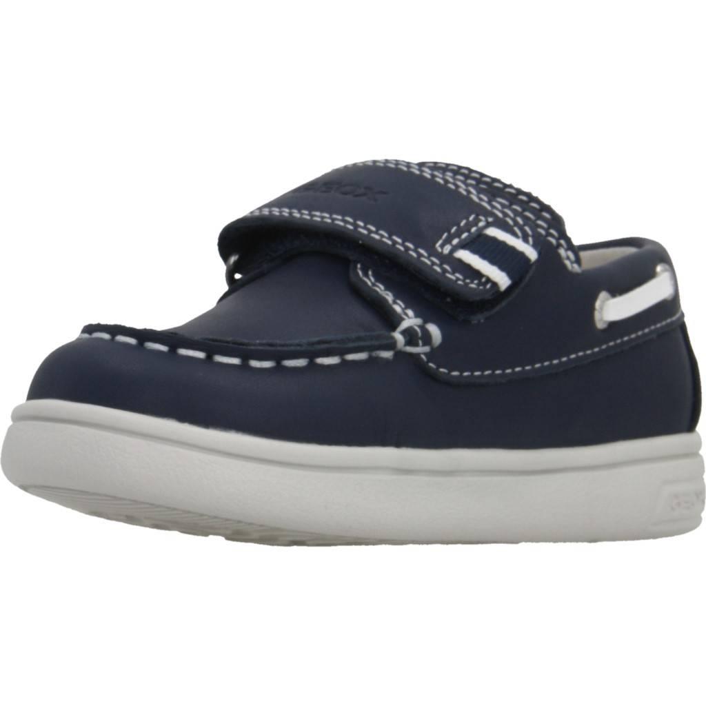Comerciante itinerante Goteo visitante  GEOX B DJROCK BOY AZUL Zacaris zapatos online.