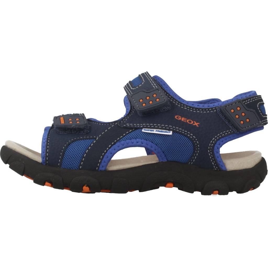 Zacaris Sandal Geox Azul Strada Online Zapatos Jr VGqSpLzUM