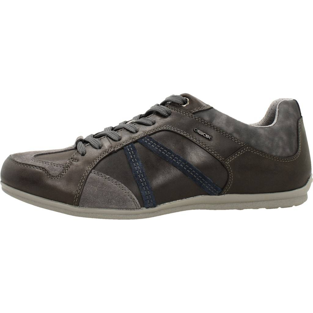 GEOX U HOUSTON MARRON Zacaris zapatos online.