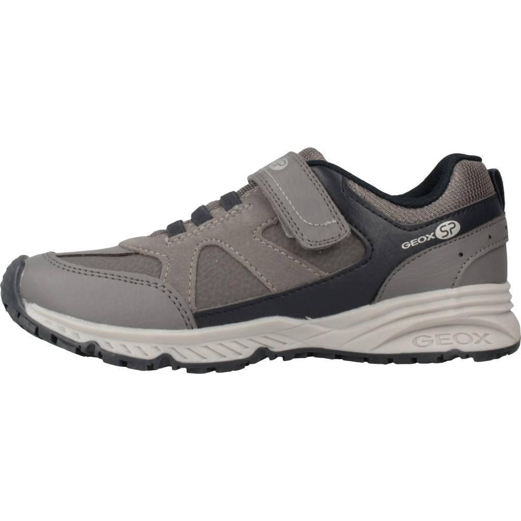 el más baratas el mejor cliente primero GEOX J BERNIE B GRIS Zacaris zapatos online.