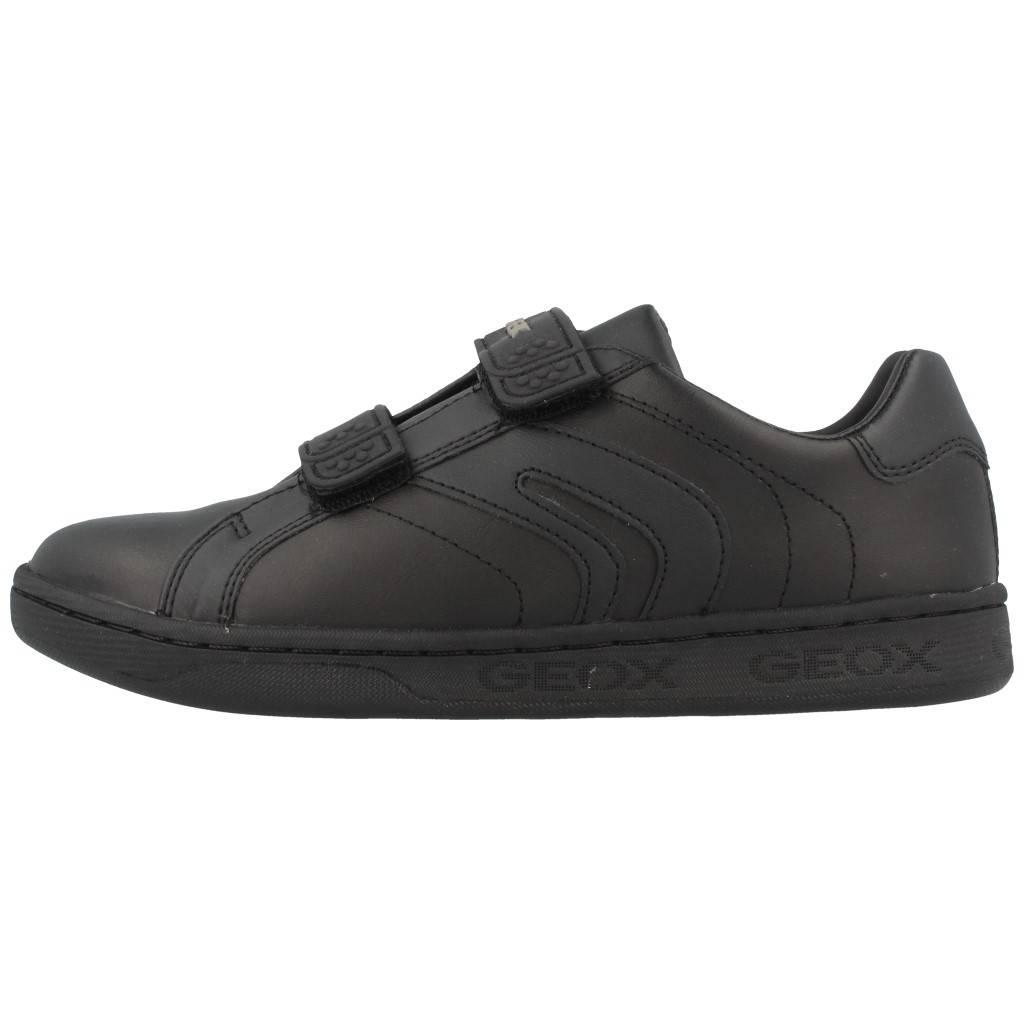 GEOX J MANIA B NEGRO Zacaris zapatos online.