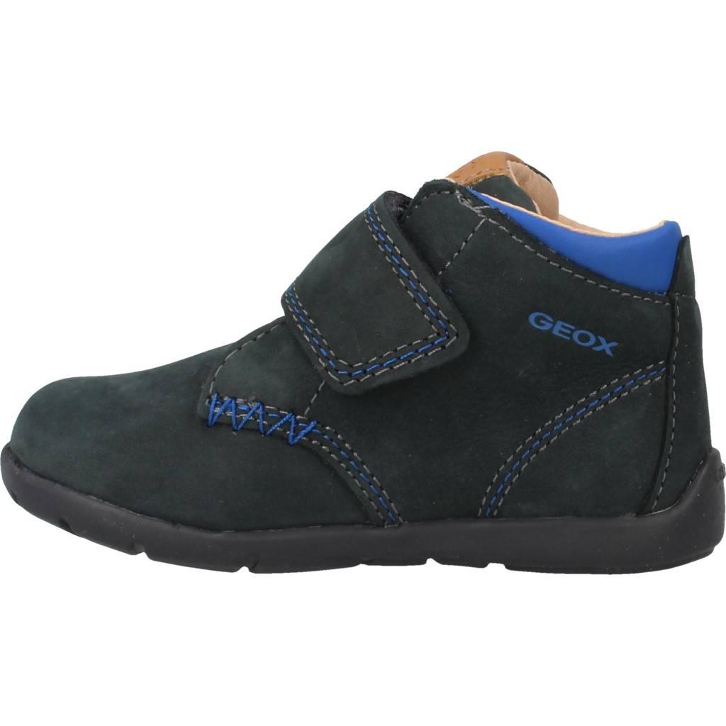 Grandes precios de zapatos para hombres y mujeres GEOX B KAYTAN B B AZULZapatos niños  Zapatos Niños  Botas