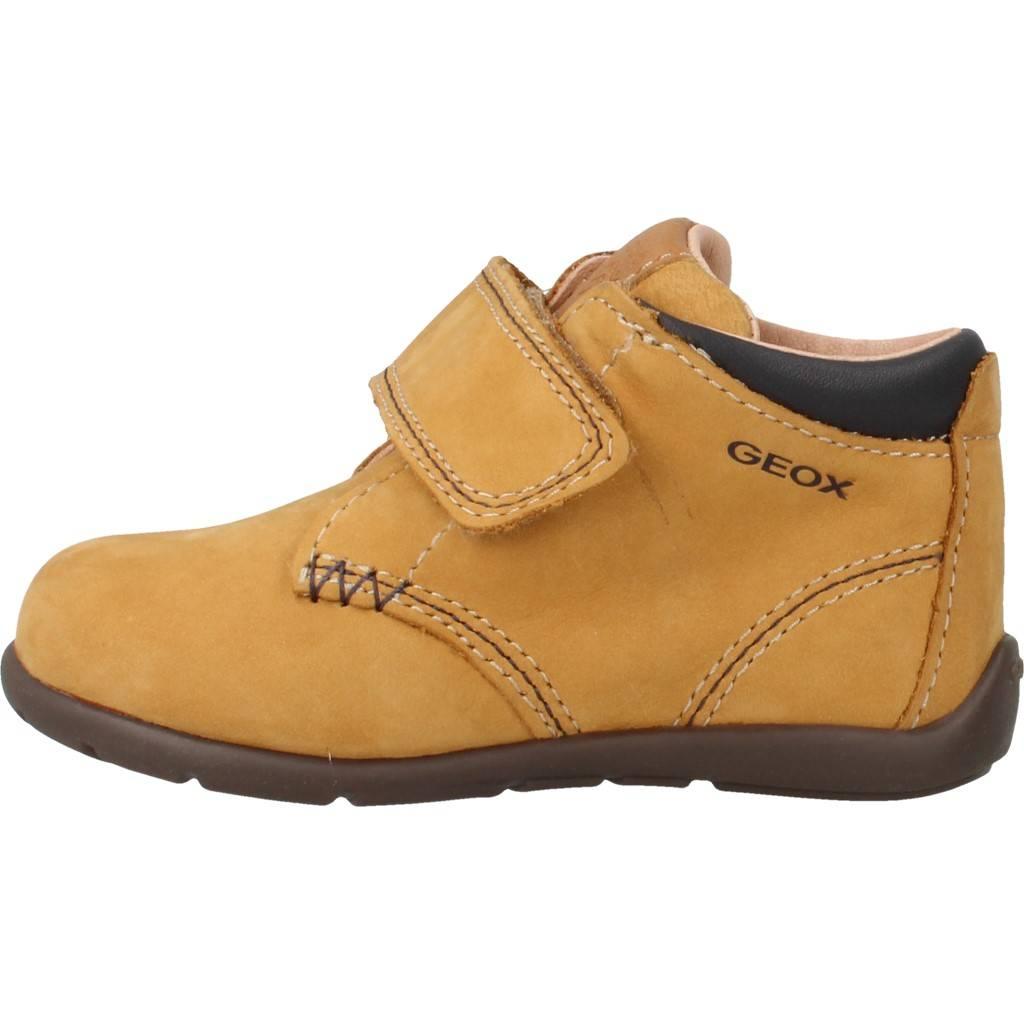 Grandes precios de zapatos para hombres y mujeres GEOX B KAYTAN B B MARRON CLAROZapatos niños  Zapatos Niños  Botas