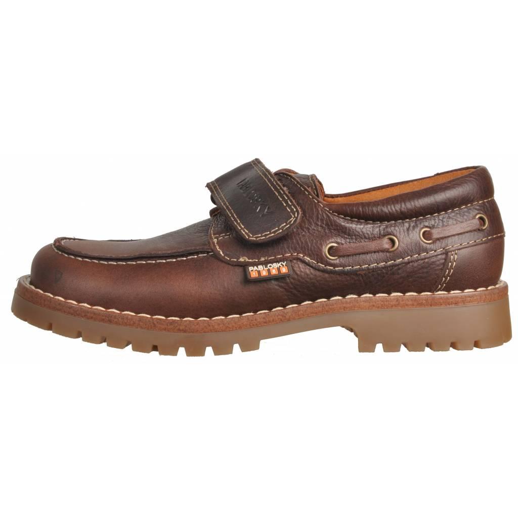 Grandes precios de zapatos para hombres y mujeres PABLOSKY 45855 MARRONZapatos niños  Zapatos Niños  Zapatos