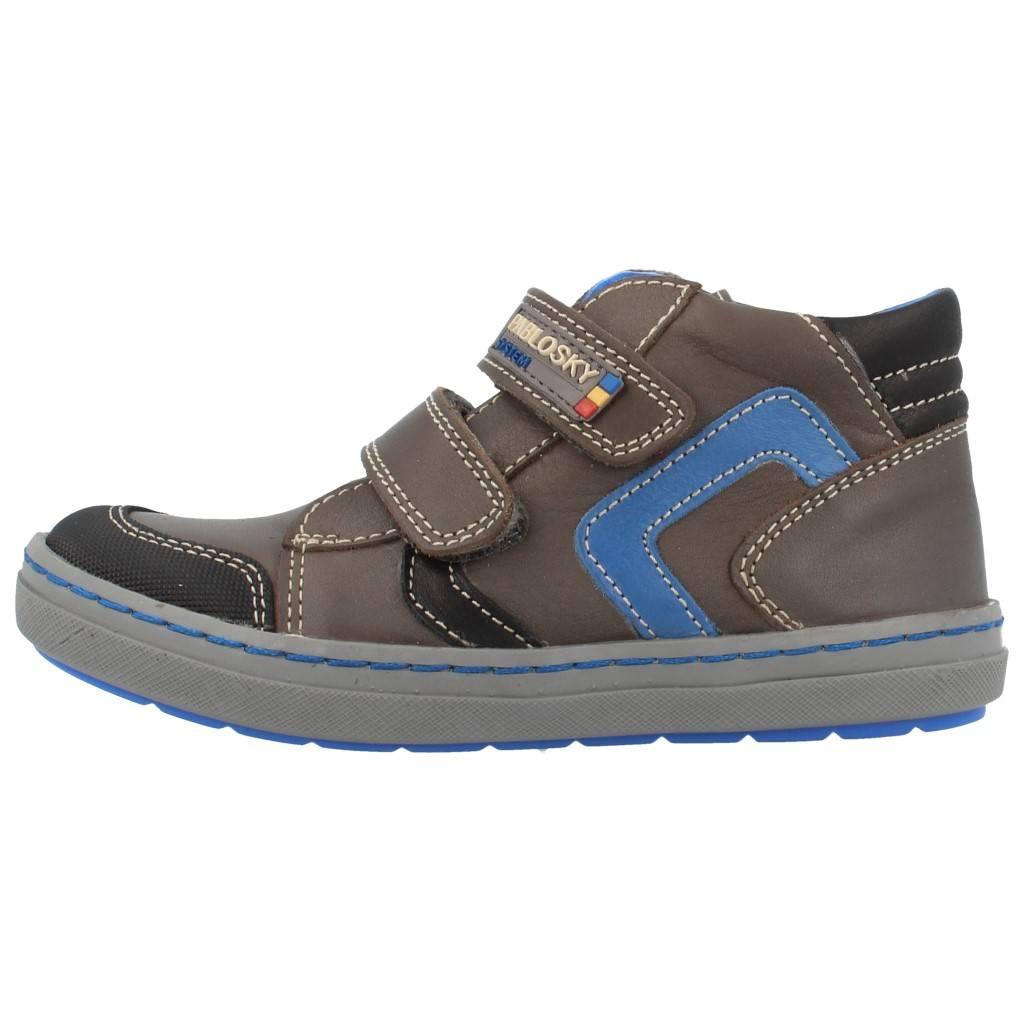 Grandes precios de zapatos para hombres y mujeres PABLOSKY 069252 MARRONZapatos niños  Zapatos Niños  Botas