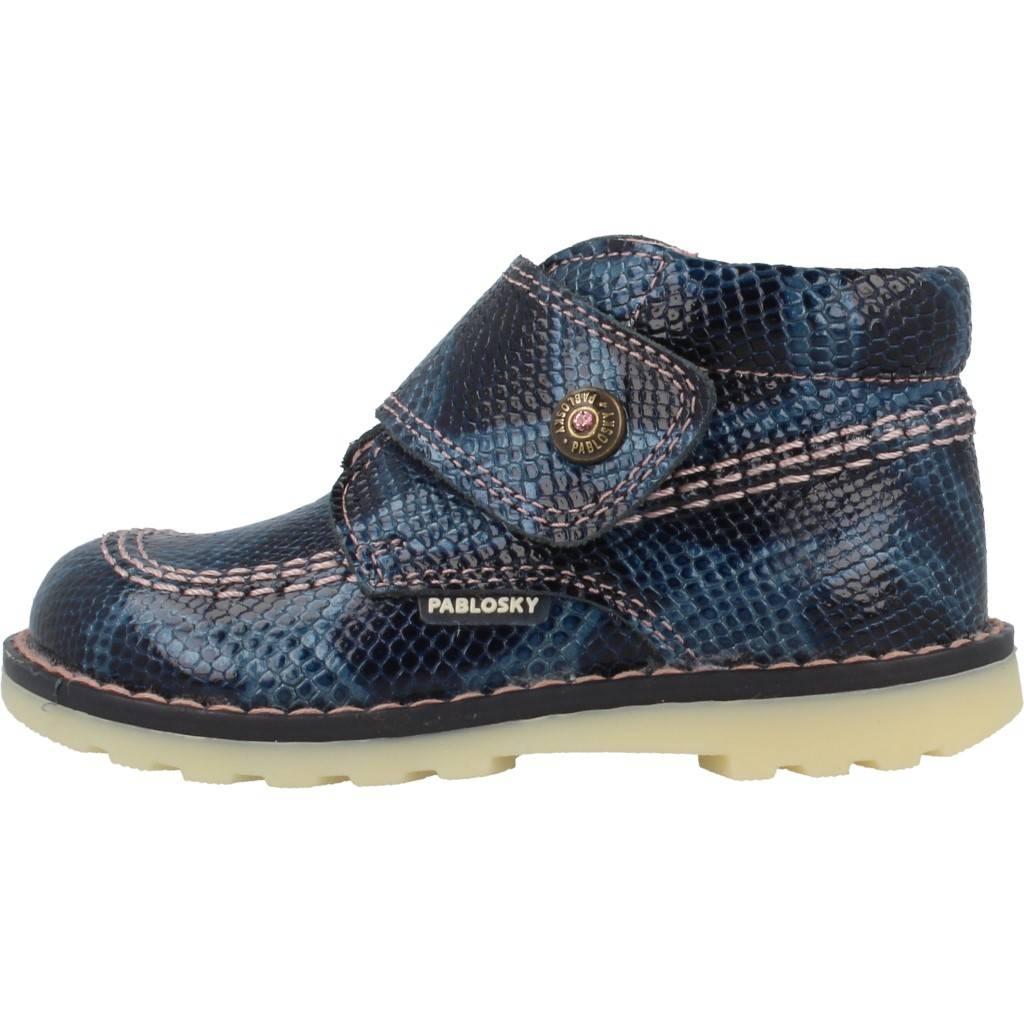 Grandes precios de zapatos para hombres y mujeres PABLOSKY 095027 AZULZapatos niños  Zapatos Niñas  Botas