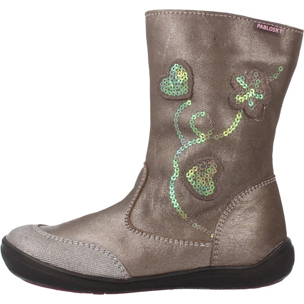 Grandes precios de zapatos para hombres y mujeres PABLOSKY 093390 GRISZapatos niños  Zapatos Niñas  Botas