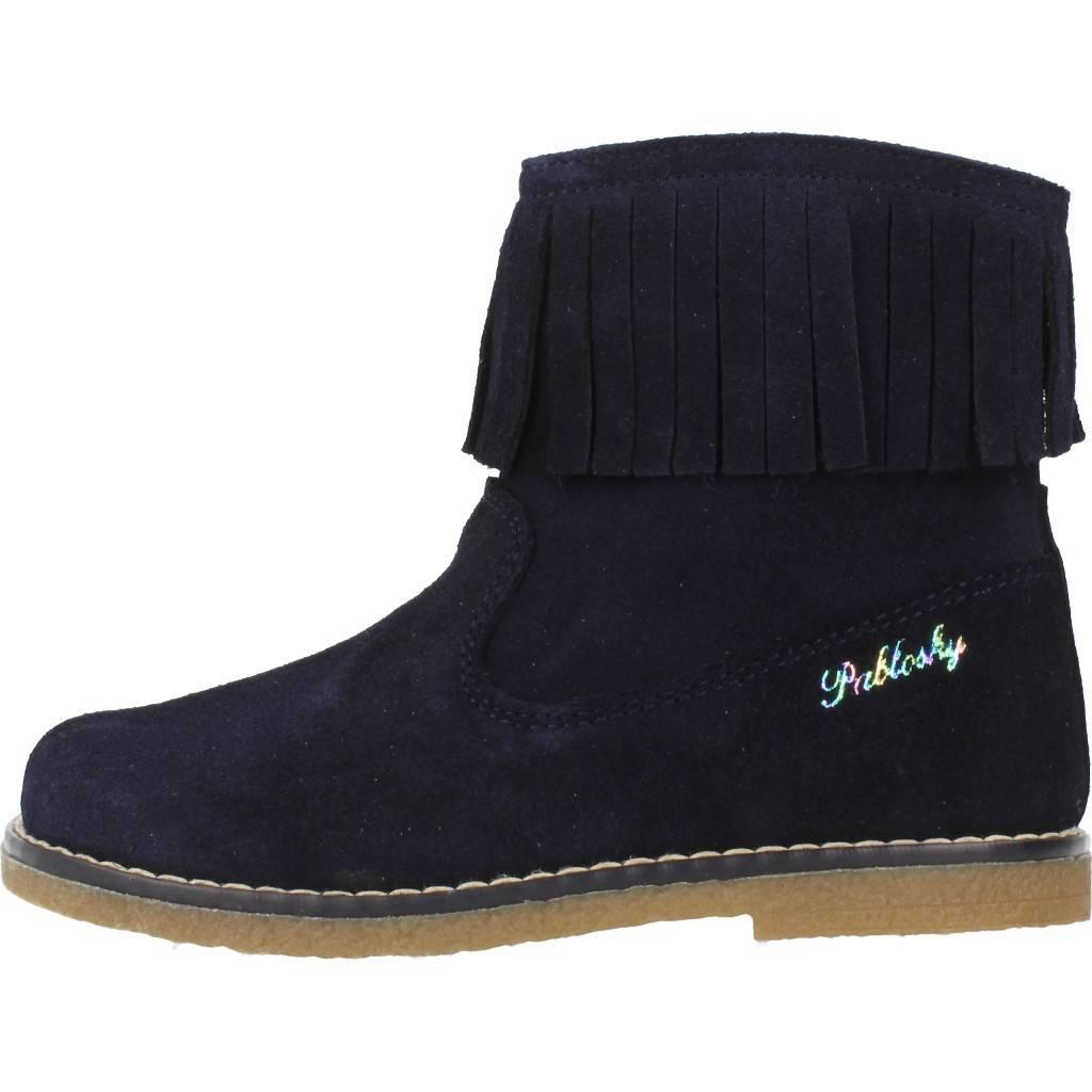 Grandes precios de zapatos para hombres y mujeres PABLOSKY 095228 AZULZapatos niños  Zapatos Niñas  Botas
