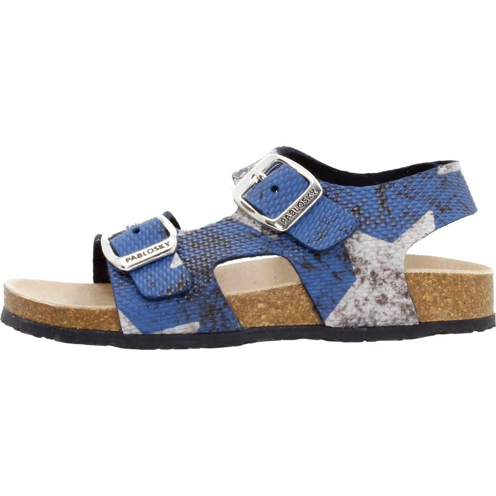 Pablosky 579010 Online 33 Zapatos Azul Talla Zacaris nw0v8ONm