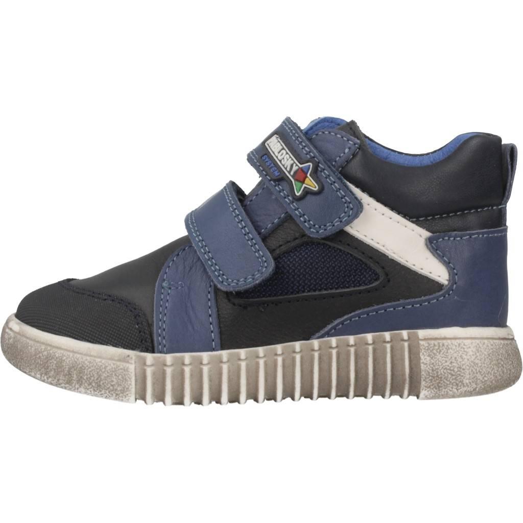 039722 Zapatos Online Pablosky Zacaris Azul dtsQxhCr