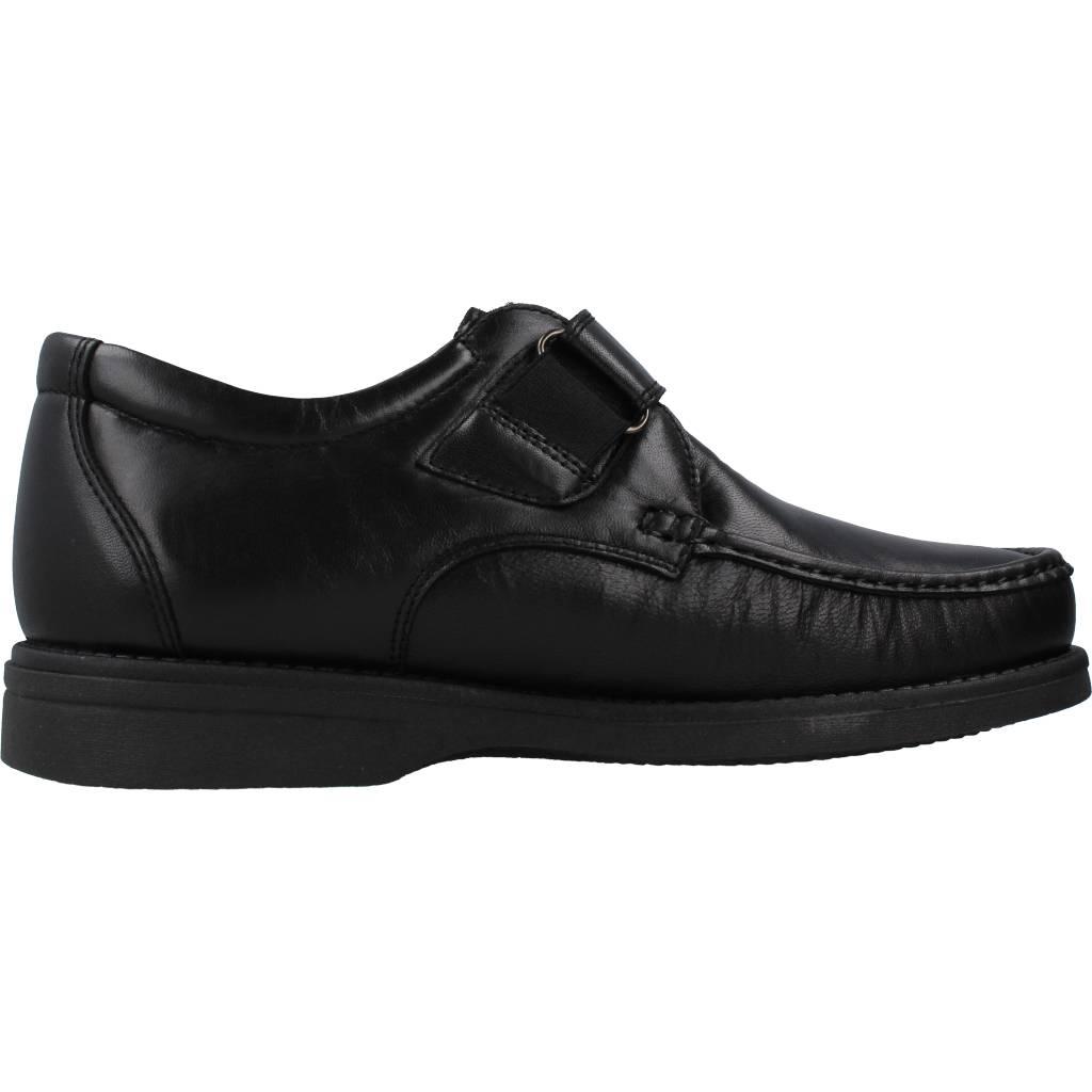 6b76524a Zapatos Informales Hombre PINOSOS 34636, Color Negro | eBay