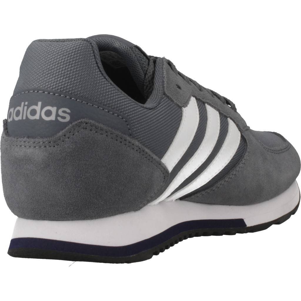 Halar Escandaloso cabina  ADIDAS 8K GRIS Zacaris zapatos online.