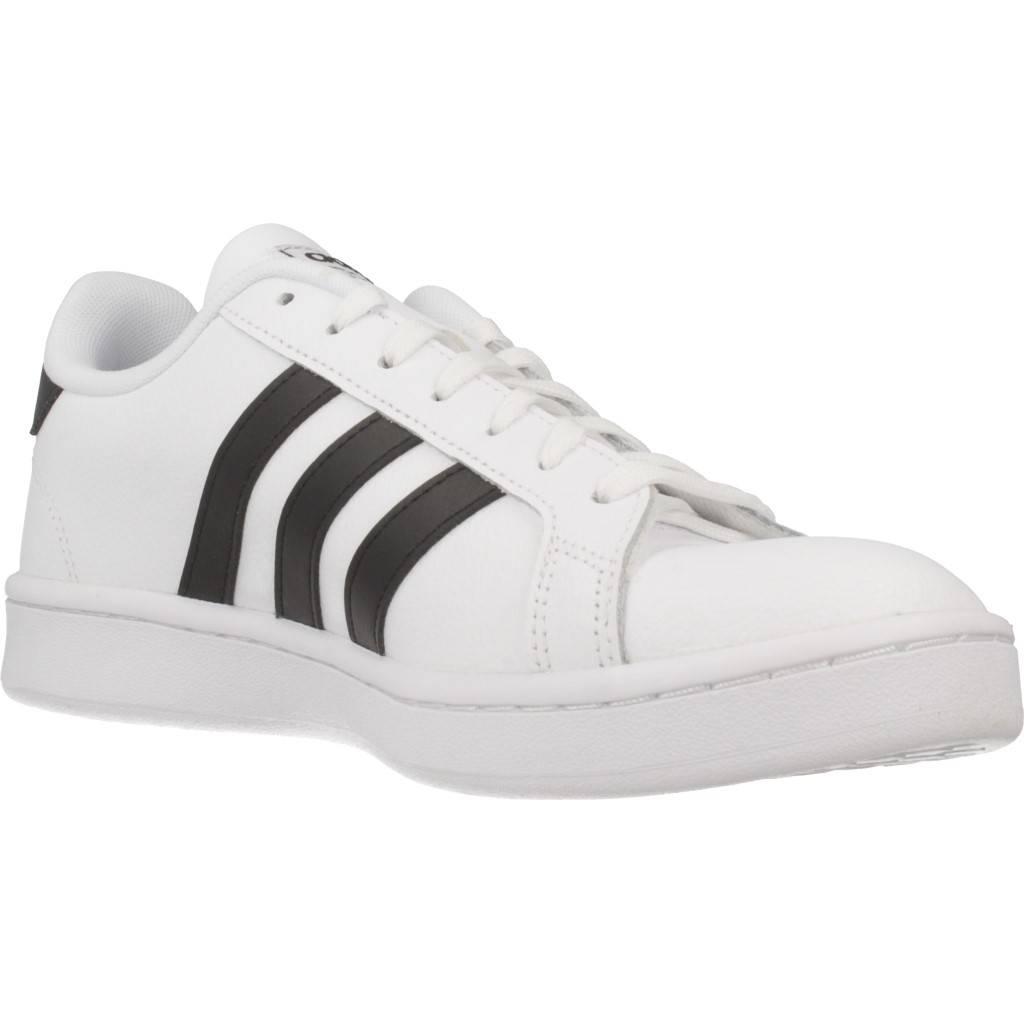 Adidas Grand Court Blanco Zacaris Zapatos Online - Gran Venta