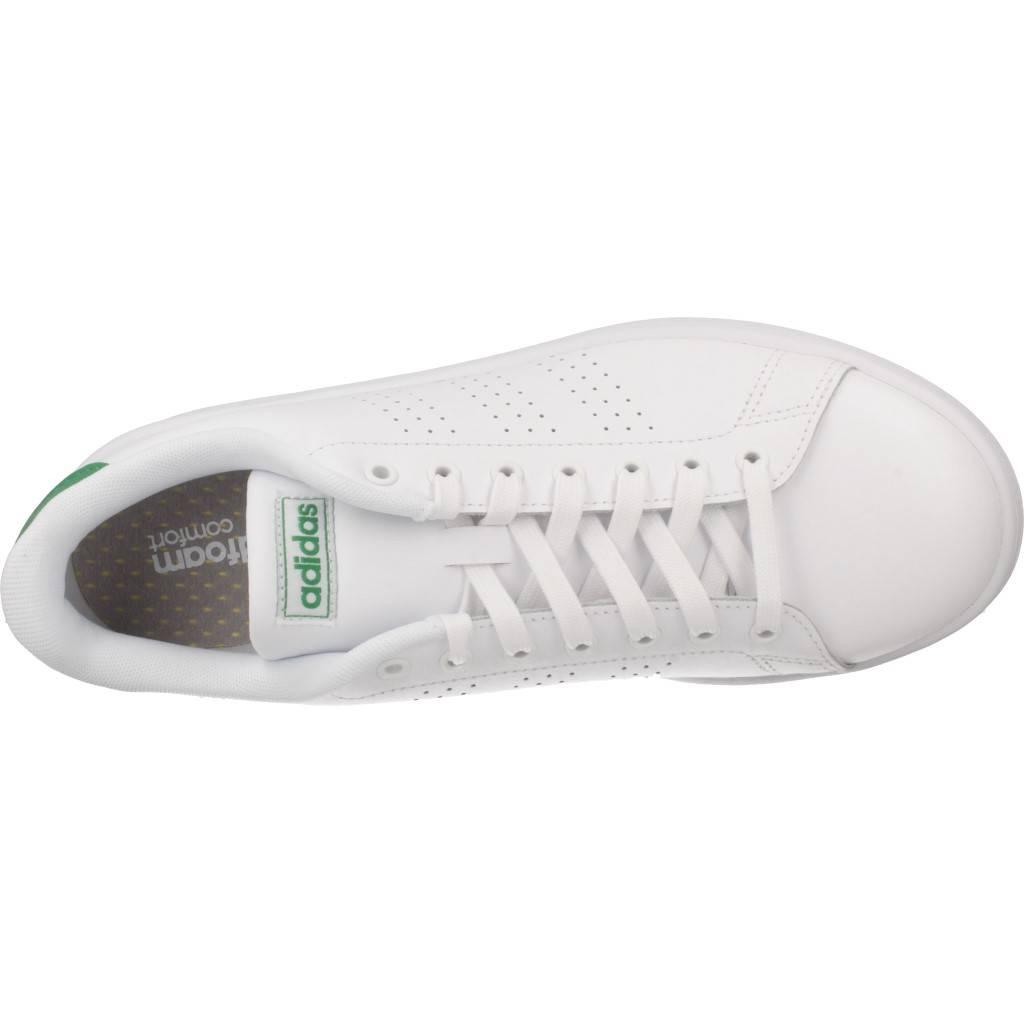 Adidas Advantage Blanco Zacaris Zapatos Online - Gran Venta
