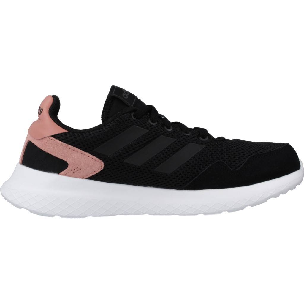 Adidas Archivo Negro Zacaris Zapatos Online - Gran Venta
