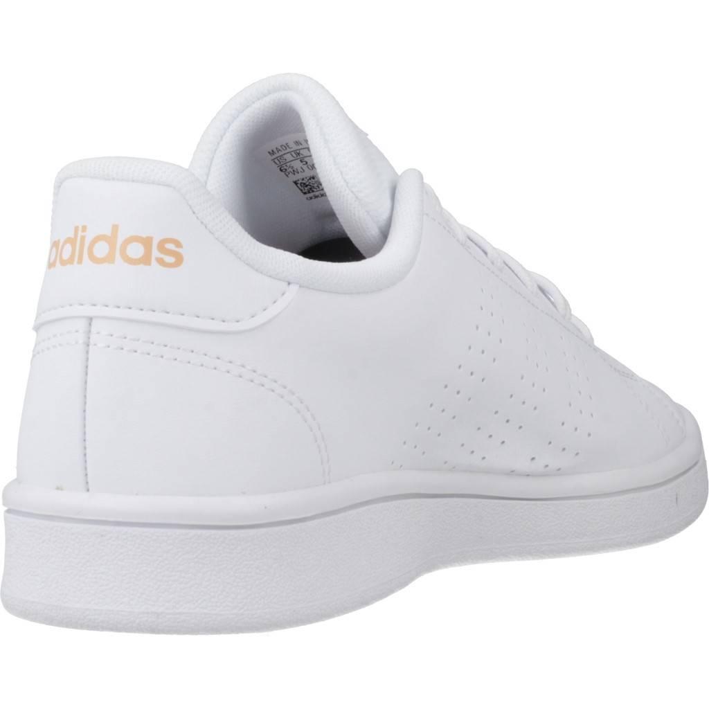 Adidas Advantage Base Blanco Zacaris Zapatos Online - Gran Venta