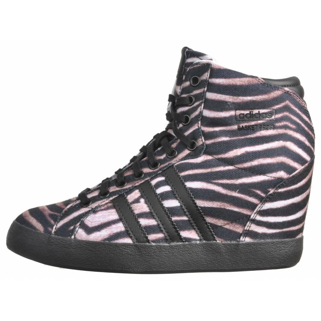 best sneakers 8cf9b 83ad5 ADIDAS ORIGINALS BASKET PROFI UP ANIMAL PRINT Zacaris zapato