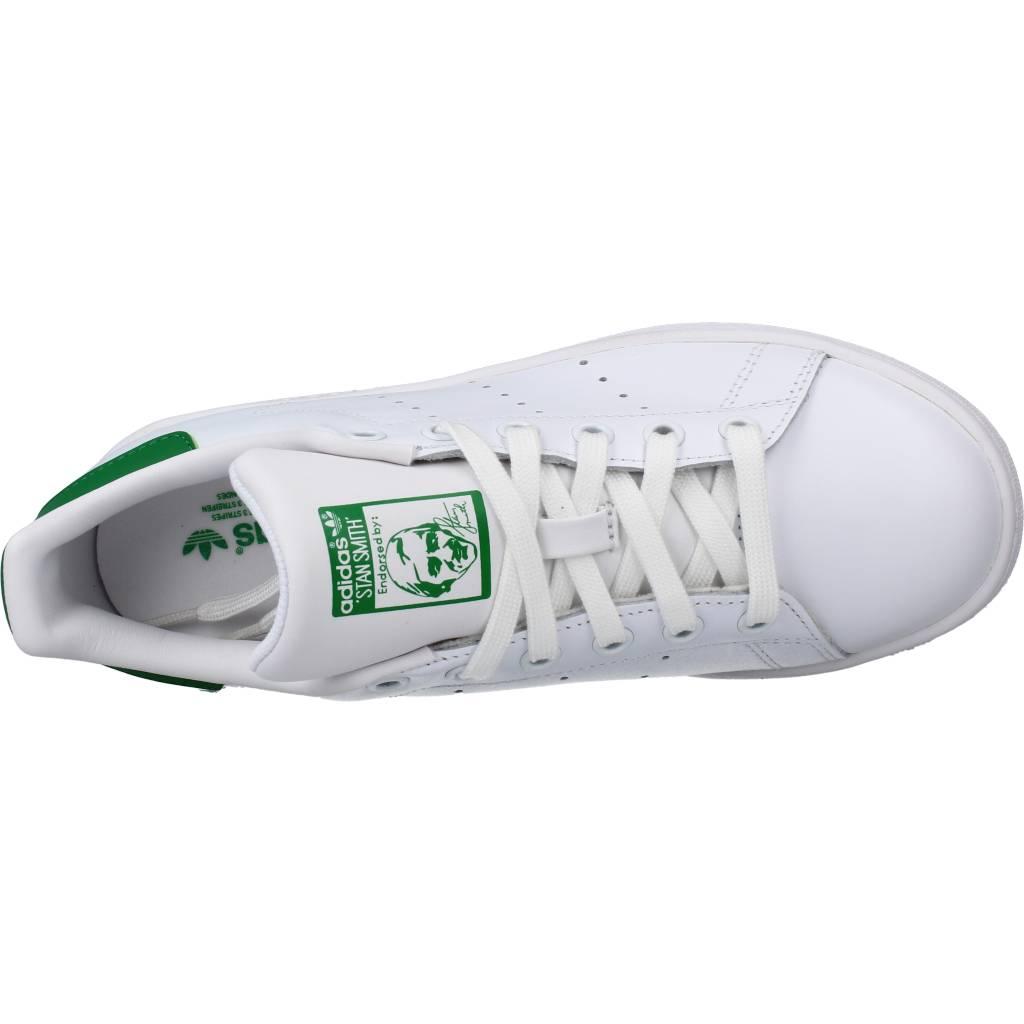Adidas Originals Stan Smith Blanco Zacaris Zapatos Online - Gran Venta