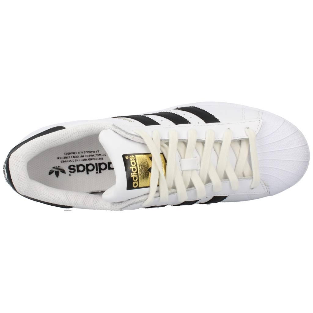 Adidas Originals Superstar Blanco Zacaris Zapatos Online - Gran Venta