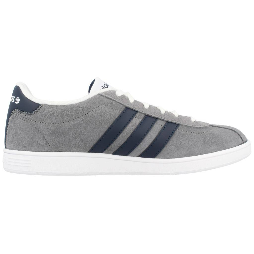 adidas vlcourt gris