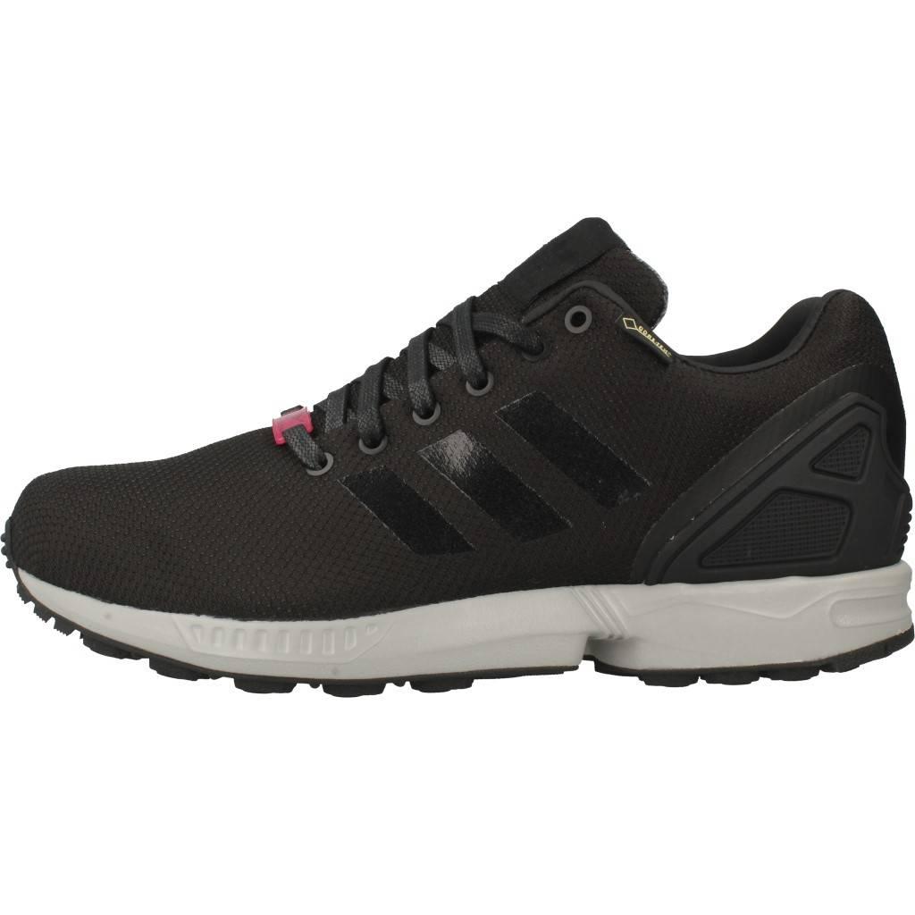 quality design 1df7b a32ed ADIDAS ORIGINALS ZX FLUX GTX NEGRO Zacaris zapatos online.