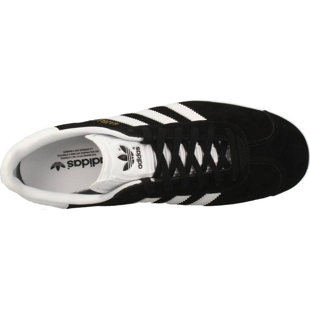 e9198f4bf ADIDAS ORIGINALS GAZELLE NEGRO Zacaris zapatos online.