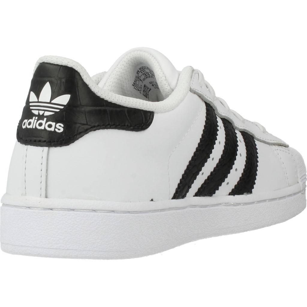 new concept 32039 0e899 ... Grandes precios de zapatos para hombres y mujeres ADIDAS ORIGINALS  SUPERSTAR C BLANCOZapatos niños Zapatos Niñas ...