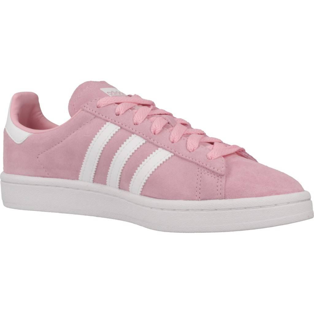 Adidas Originals Campus Rosa Zacaris Zapatos Online - Gran Venta