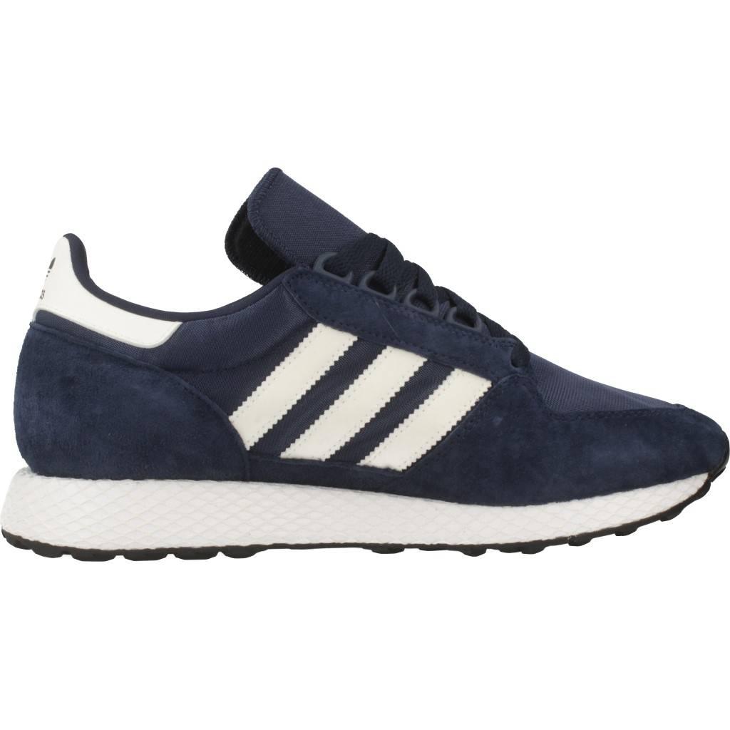 Adidas Originals Forest Grove Azul Zacaris Zapatos Online - Gran Venta