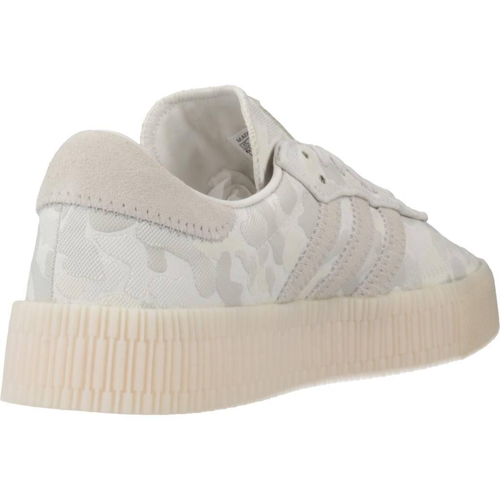 Adidas Originals Sambarose W Blanco Zacaris Zapatos Online - Gran Venta