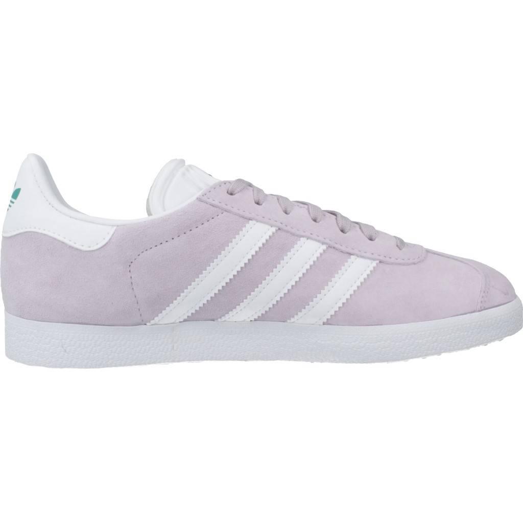 Adidas Originals Gazelle Violeta Zacaris Zapatos Online - Gran Venta