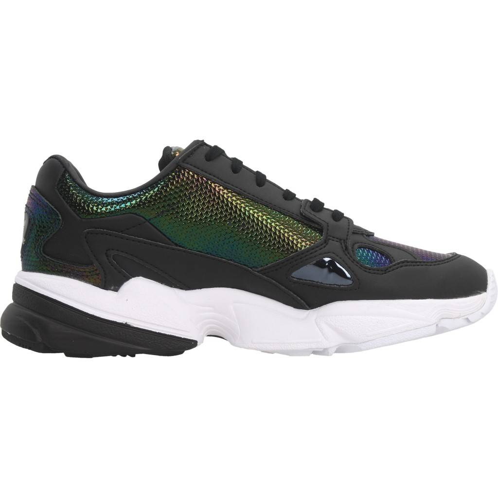 Adidas Originals Falcon Negro Zacaris Zapatos Online - Gran Venta