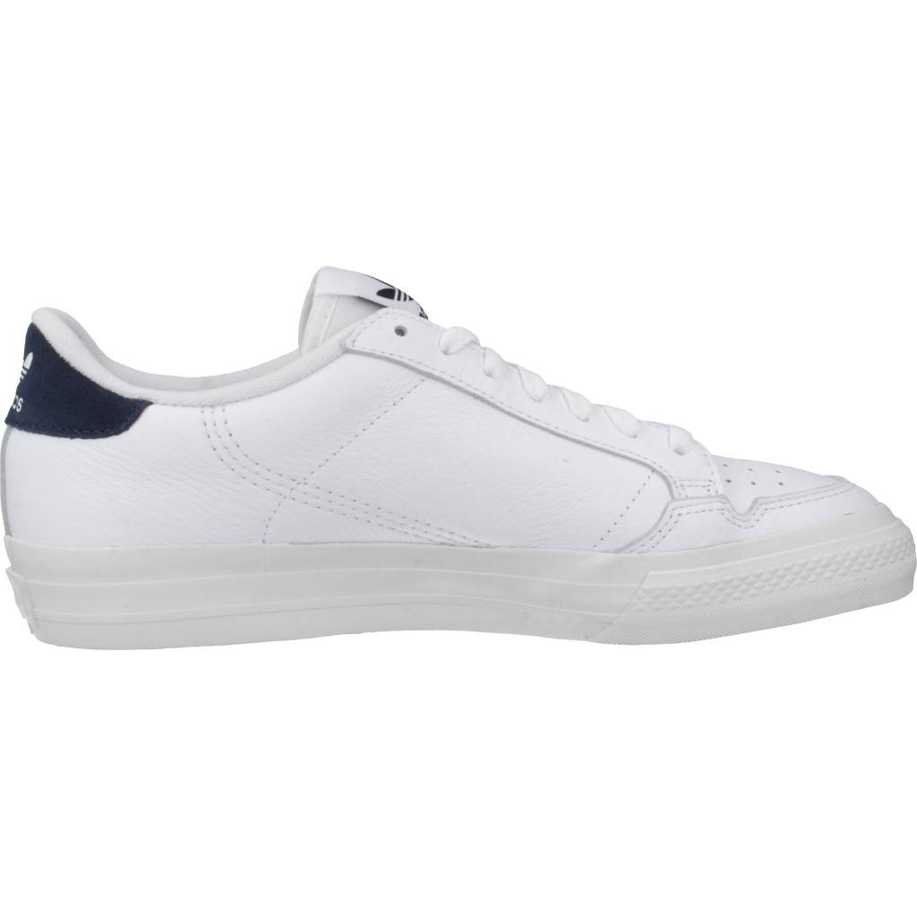 Adidas Originals Continental Vulc Blanco Zacaris Zapatos Online - Gran Venta