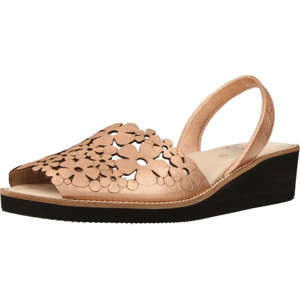 Sandalen/Sandaletten Sandalen/Sandaletten Sandalen/Sandaletten RIA MENORCA 22507 2, Farbe Metallic-Farbe ccfd99