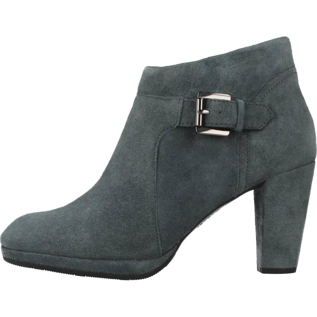 Grandes zapatos con descuento Botines Mujer STONEFLY GRETA 2 , Color Azul