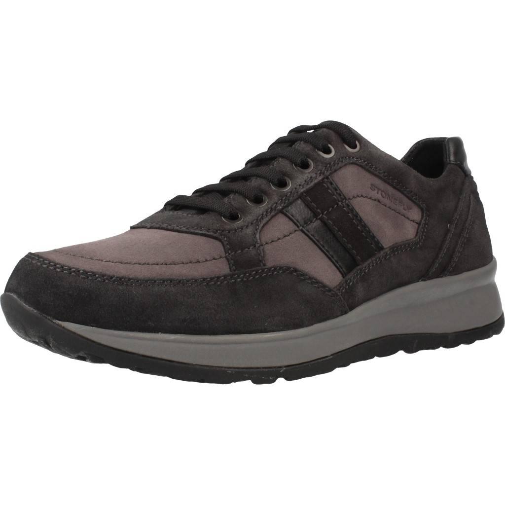 Stonefly Calzado Deportivo Para Hombre, Color Marrón, Marca, Modelo Calzado Deportivo Para Hombre WALKY 1 Marrón