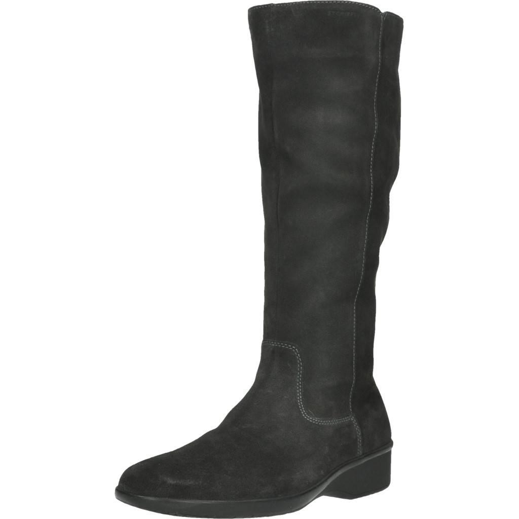 Stiefel Damen STONEFLY PASEO II 79, Farbe Schwarz