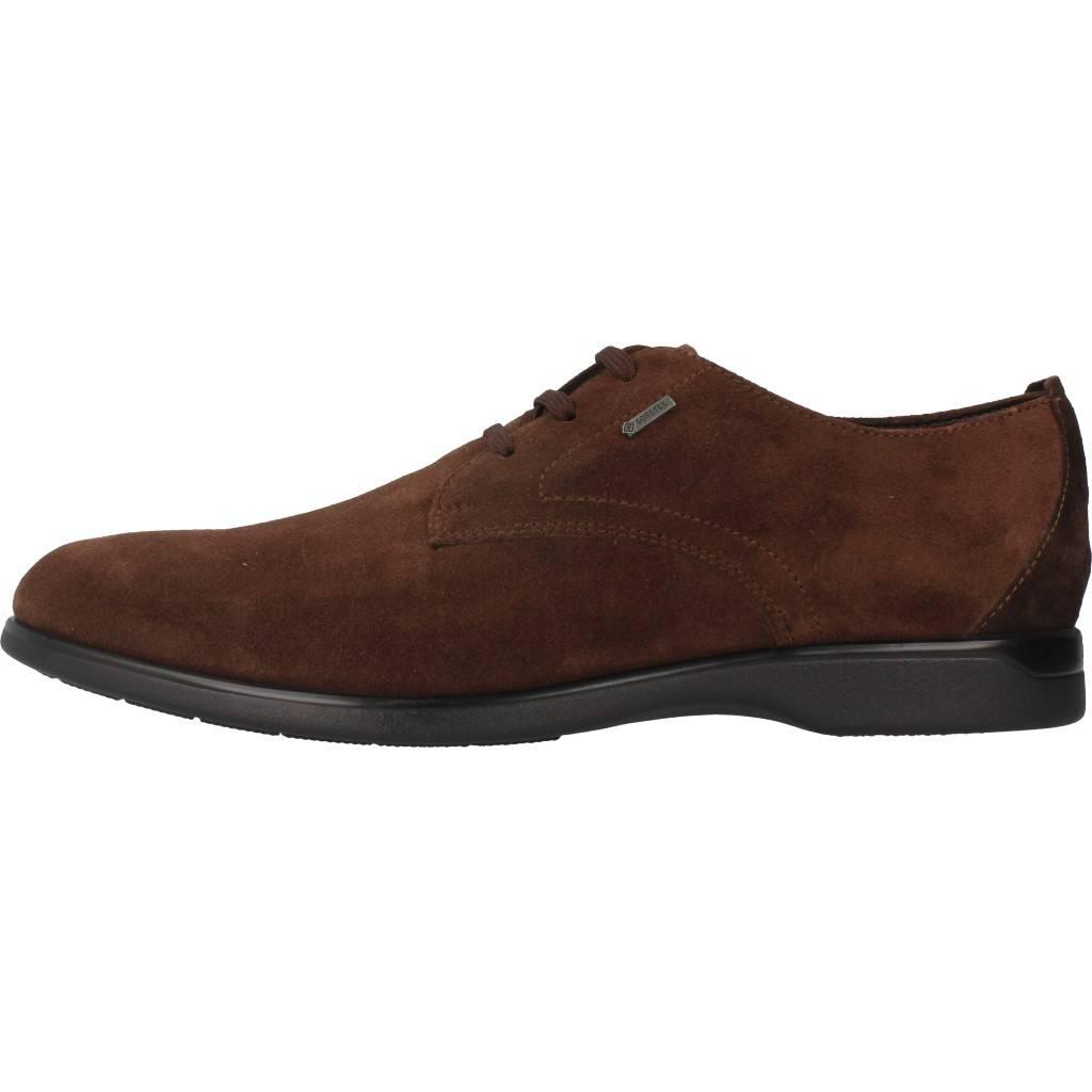 Zapatos de Cordones para Hombre, Color Marrón, Marca Stonefly, Modelo Zapatos De Cordones para Hombre Stonefly Smart Gore 1 Marrón