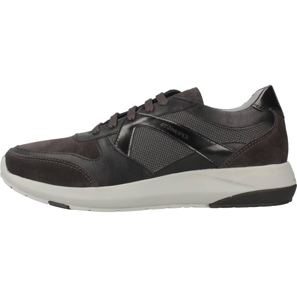 Man Force Stonefly Zapatos Marron 1 Online F4xaxnp
