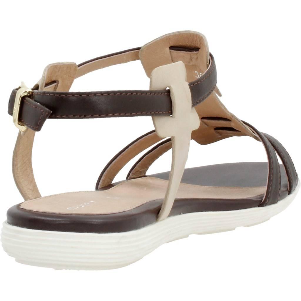 Sandalen/Sandaletten STONEFLY 106416, Farbe Bräune