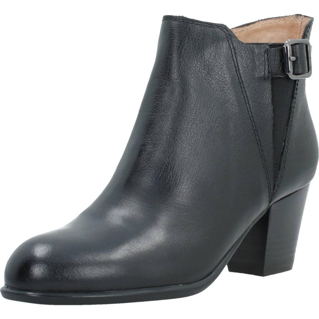 Grandes zapatos con descuento Botines Mujer STONEFLY MACY 7, Color Negro