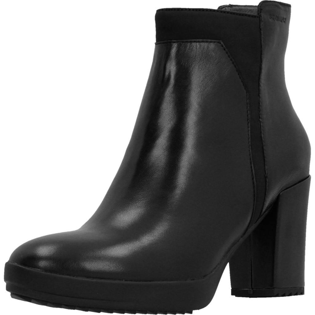 Grandes zapatos con descuento Botines Mujer STONEFLY OPRAH 2, Color Negro