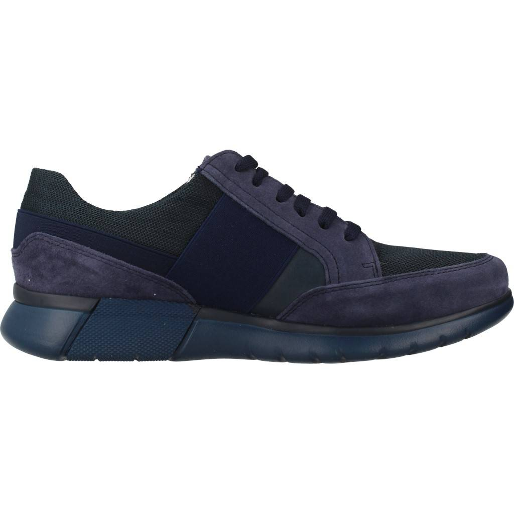 Zapatos Informales Hombre STONEFLY NEPTUNE 1 BIS, Farbe Blau