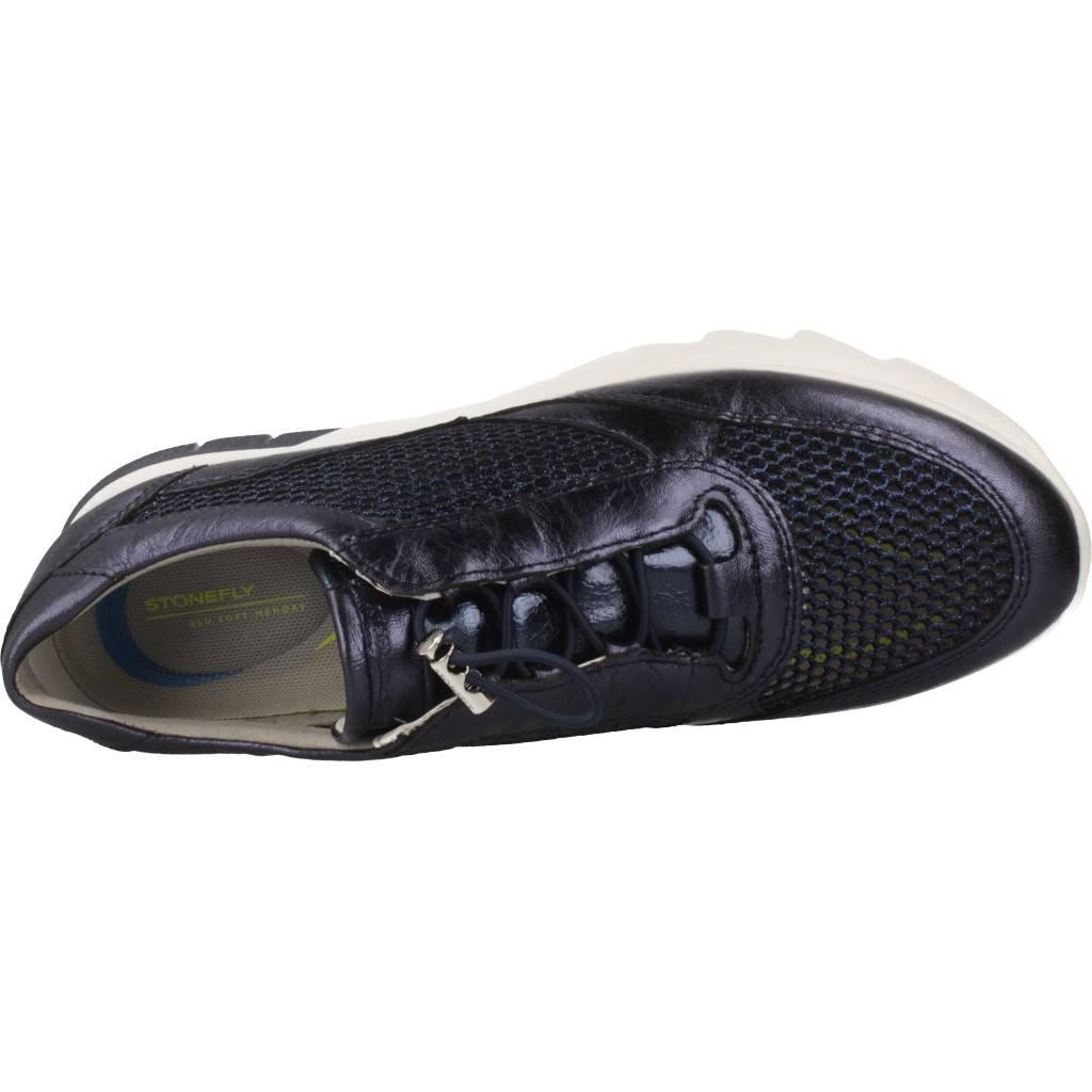 Stonefly 210790 Zacaris Zapatos 3ral45jq Azul Online SzpUMVq